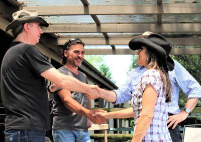 Cowboy Code wrap up activity