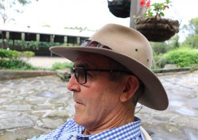 Cowboy Code participant